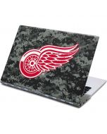 Detroit Red Wings Camo Yoga 910 2-in-1 14in Touch-Screen Skin