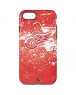 Detroit Red Wings Frozen iPhone 8 Pro Case