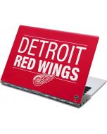 Detroit Red Wings Lineup Yoga 910 2-in-1 14in Touch-Screen Skin