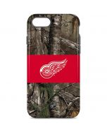Detroit Red Wings Realtree Xtra Camo iPhone 8 Pro Case