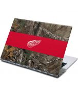Detroit Red Wings Realtree Xtra Camo Yoga 910 2-in-1 14in Touch-Screen Skin