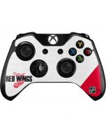 Detroit Red Wings Script Xbox One Controller Skin