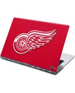 Detroit Red Wings Solid Background Yoga 910 2-in-1 14in Touch-Screen Skin