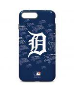 Detroit Tigers - Cap Logo Blast iPhone 7 Plus Pro Case