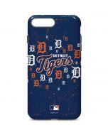 Detroit Tigers - Primary Logo Blast iPhone 7 Plus Pro Case