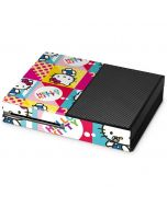 Different Hello Kitty Xbox One Console Skin