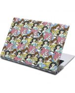 Disney Princesses Yoga 910 2-in-1 14in Touch-Screen Skin