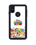 Disney Tsum Tsum iPhone XS Waterproof Case