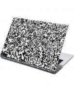 Dissolution - Black Yoga 910 2-in-1 14in Touch-Screen Skin