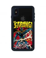 Doctor Strange Hail The Master iPhone XS Waterproof Case