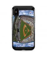 Dodger Stadium - Los Angeles Dodgers iPhone XS Max Cargo Case