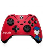 Donald Duck Backwards Xbox One Elite Controller Skin