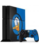 Donald Duck PS4 Console and Controller Bundle Skin