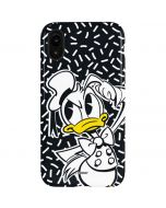 Donald Duck Thinking iPhone XR Pro Case