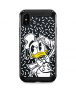 Donald Duck Thinking iPhone XS Max Cargo Case