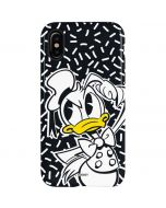Donald Duck Thinking iPhone XS Max Pro Case