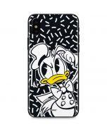 Donald Duck Thinking iPhone XS Max Skin