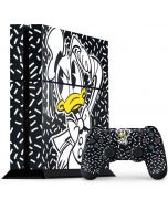 Donald Duck Thinking PS4 Console and Controller Bundle Skin