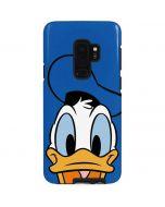 Donald Duck Up Close Galaxy S9 Plus Pro Case