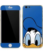 Donald Duck Up Close iPhone 6/6s Skin