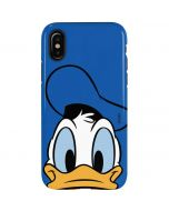 Donald Duck Up Close iPhone XS Pro Case