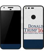 Donald Trump 2016 Google Pixel Skin