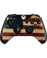 Dont Tread On Me American Flag Xbox One Controller Skin
