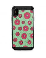 Donuts iPhone X Cargo Case