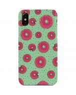 Donuts iPhone XS Max Lite Case