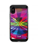 Double Rainbow iPhone XS Max Cargo Case