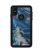 Dragon and the Wolf iPhone XS Waterproof Case