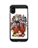 Dragon Ball Super Group iPhone XS Max Cargo Case