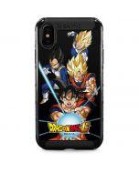 Dragon Ball Super iPhone XS Max Cargo Case