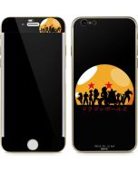 Dragon Ball Z Combat iPhone 6/6s Skin