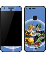 Dragon Ball Z Goku & Cell Google Pixel Skin
