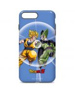 Dragon Ball Z Goku & Cell iPhone 7 Plus Pro Case