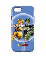 Dragon Ball Z Goku & Cell iPhone 8 Pro Case