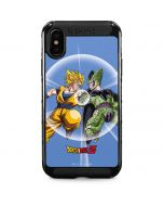 Dragon Ball Z Goku & Cell iPhone XS Max Cargo Case