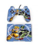 Dragon Ball Z Goku & Cell PlayStation Classic Bundle Skin