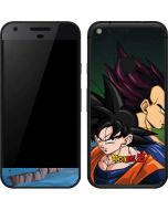 Dragon Ball Z Goku & Vegeta Google Pixel Skin