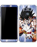 Dragon Ball Z Goku Blast LG G6 Skin
