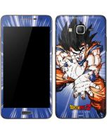 Dragon Ball Z Goku Blast Galaxy Grand Prime Skin