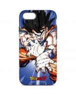 Dragon Ball Z Goku Blast iPhone 8 Pro Case