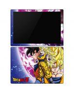 Dragon Ball Z Goku Forms Surface Pro 6 Skin