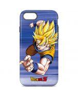 Dragon Ball Z Goku iPhone 8 Pro Case