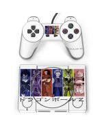 Dragon Ball Z Monochrome 2 PlayStation Classic Bundle Skin