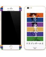 Dragon Ball Z Monochrome iPhone 6/6s Plus Skin