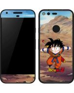 Dragon Ball Z Young Gohan Google Pixel Skin