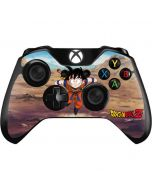 Dragon Ball Z Young Gohan Xbox One Controller Skin