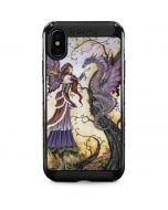 Dragon Charmer Fairy iPhone XS Max Cargo Case